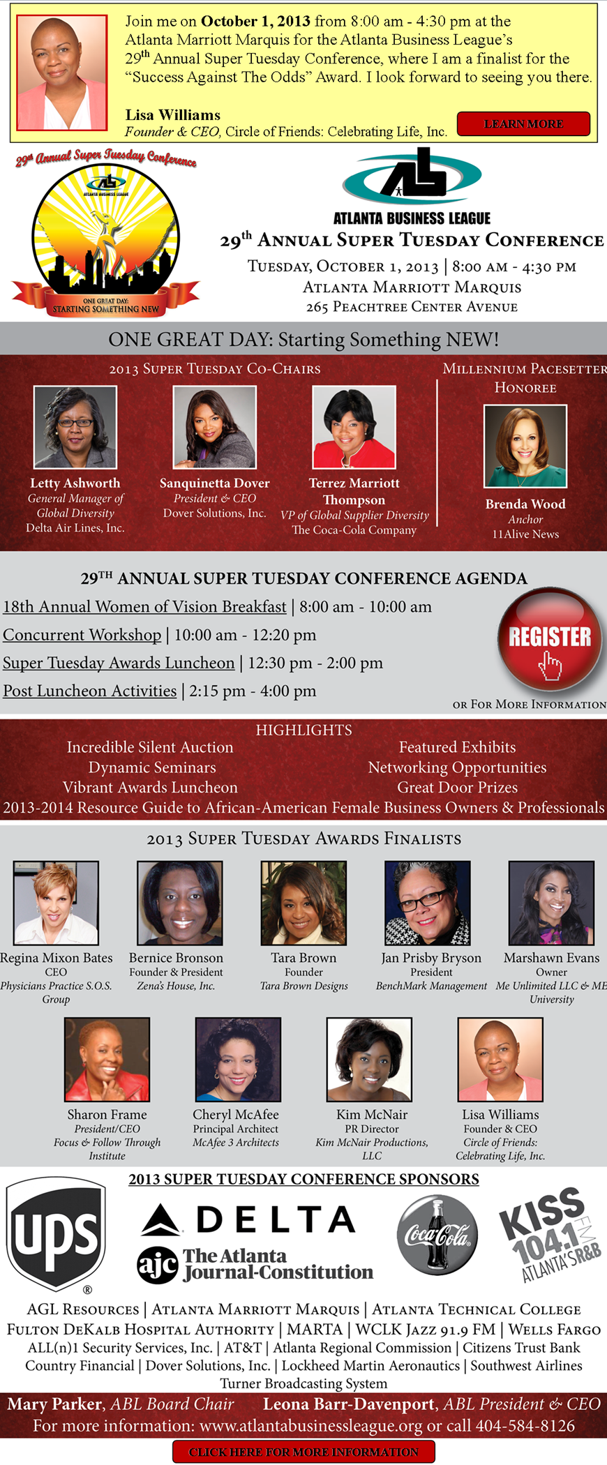 29th Annual Super Tuesday Conference