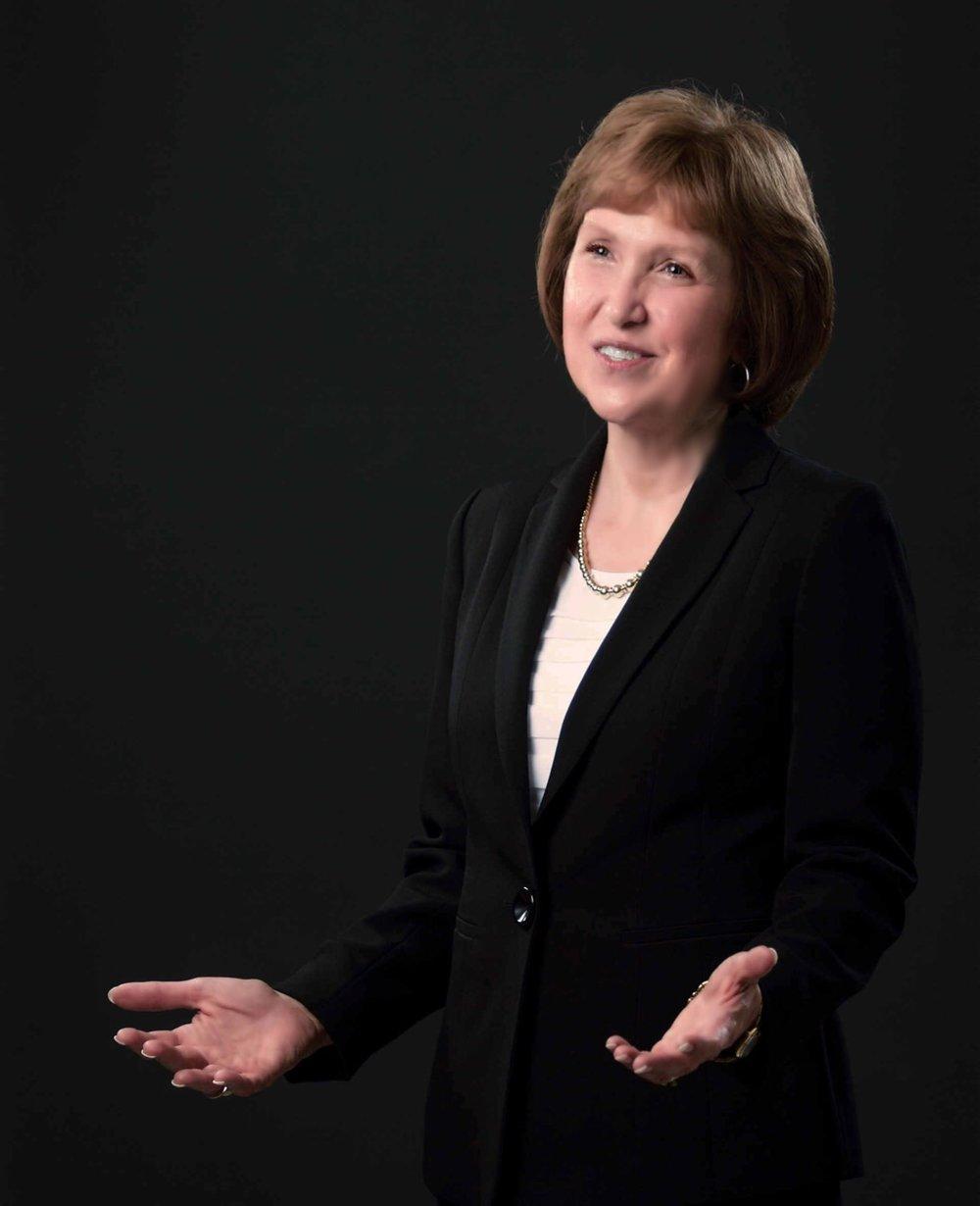Dr. Mary Lou Frank, Ph.D.