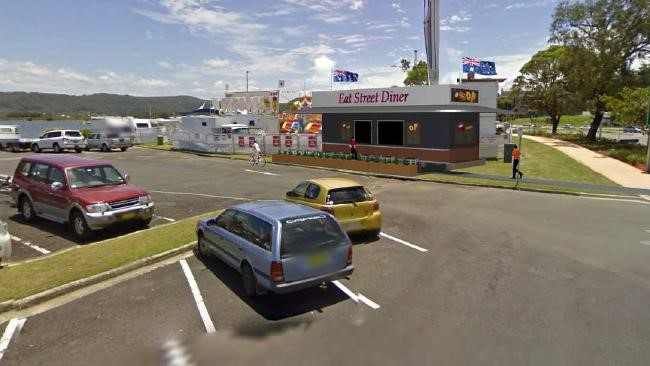 Eat Street Diner - Gosford Waterfront