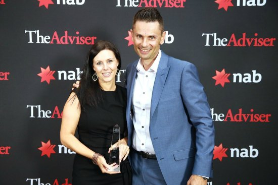 Directors of Mint Equity, Leigh & Zac Peteh - Better Business Awards, Best Regional Office NSW