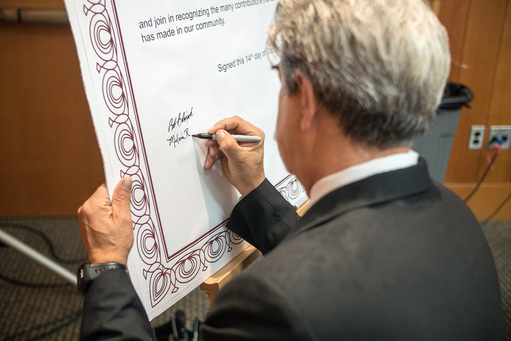 Chairman Mel signs 30238137461_568c602024_b.jpg