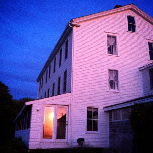 #sunrise #maine #downeast (at The Lookout Inn Inc.)