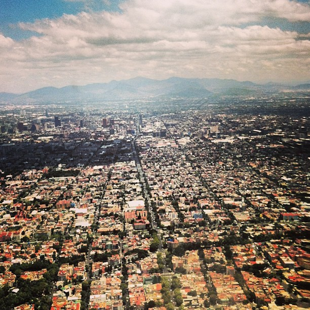 Mexico City for Clemence and Adrian's wedding! #mexicocity #df