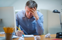 Difficulty managing loan repayments