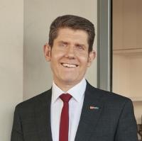 Grant Harrod, CEO L J Hooker