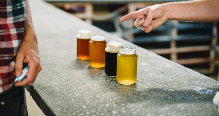 Local Business Spotlight:Batch Brewing Co -