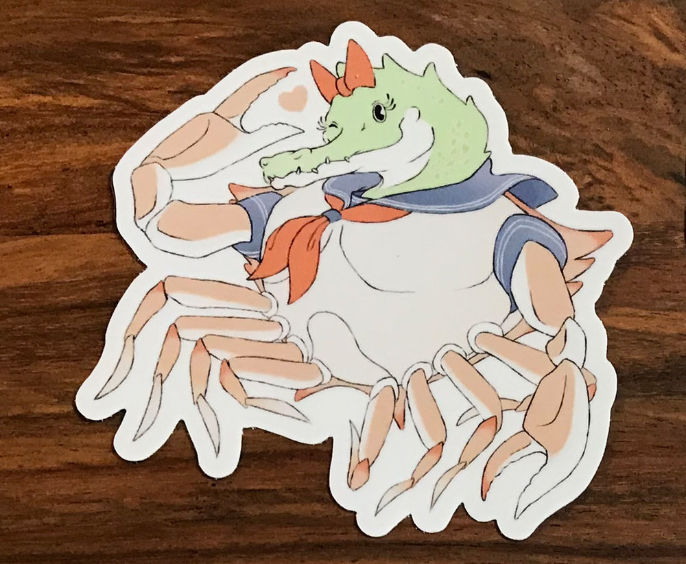 Sailor Crabigator
