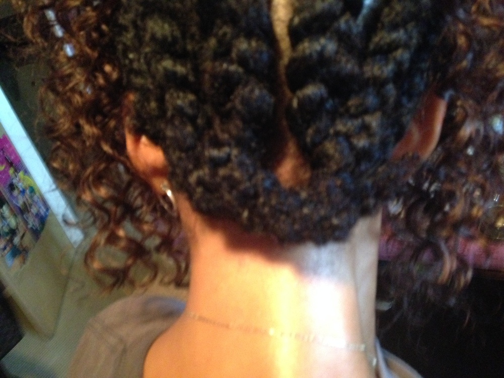 cornrow crochet braids
