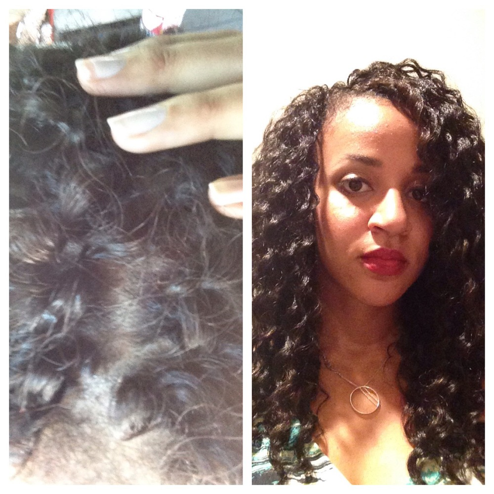 Deep Twist Crochet Braids , Freetress Gogo Curl Crochet Braids ...