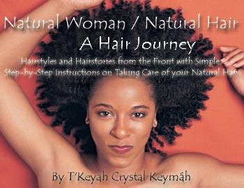 Natural Woman - Natural Hair