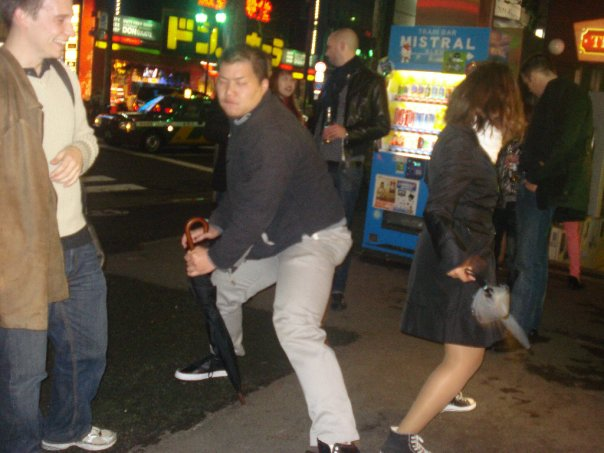 Roppongi - Dancing in the Streets
