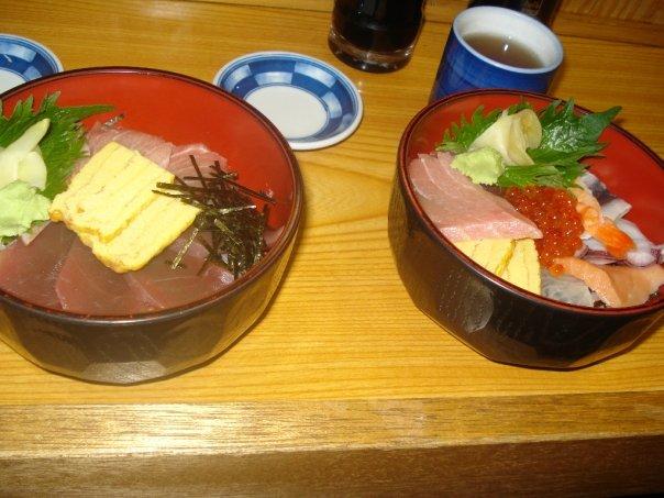 A simple kaisen-don