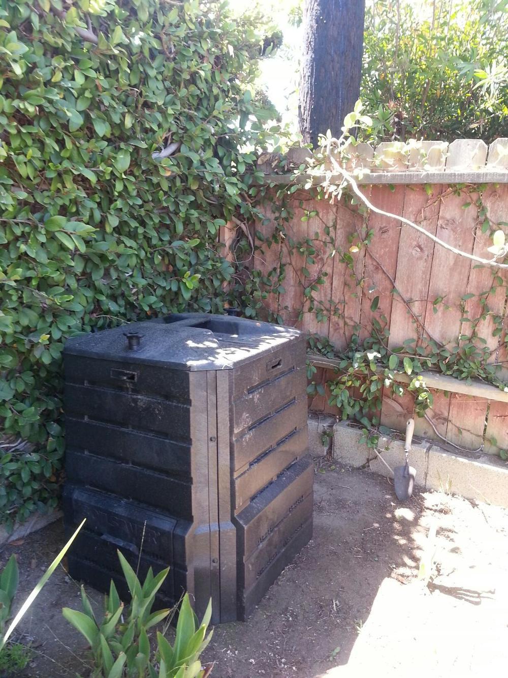 Composting Juicing Pulp