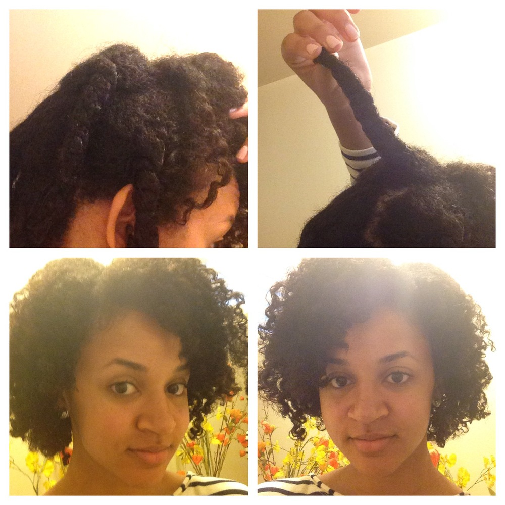 Fat Twist out