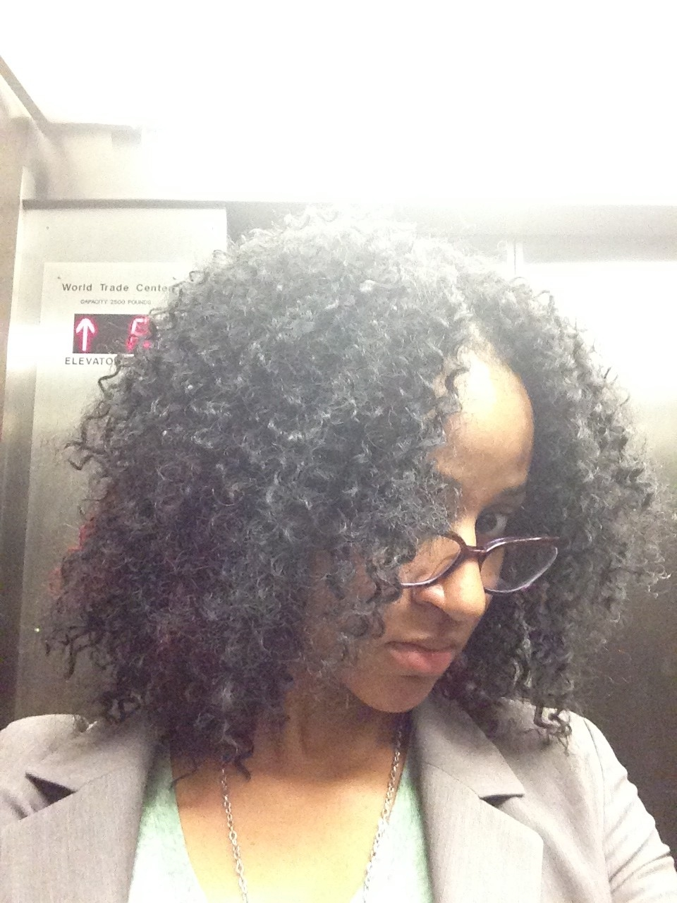Crochet braids no shaping