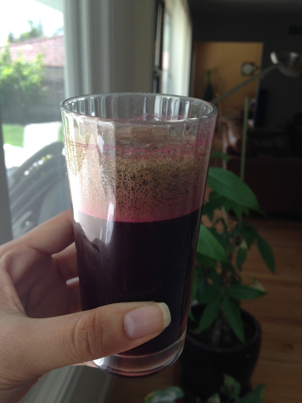 Beet Juicing - 8oz