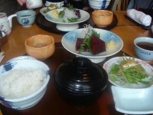 Kujira Sashimi