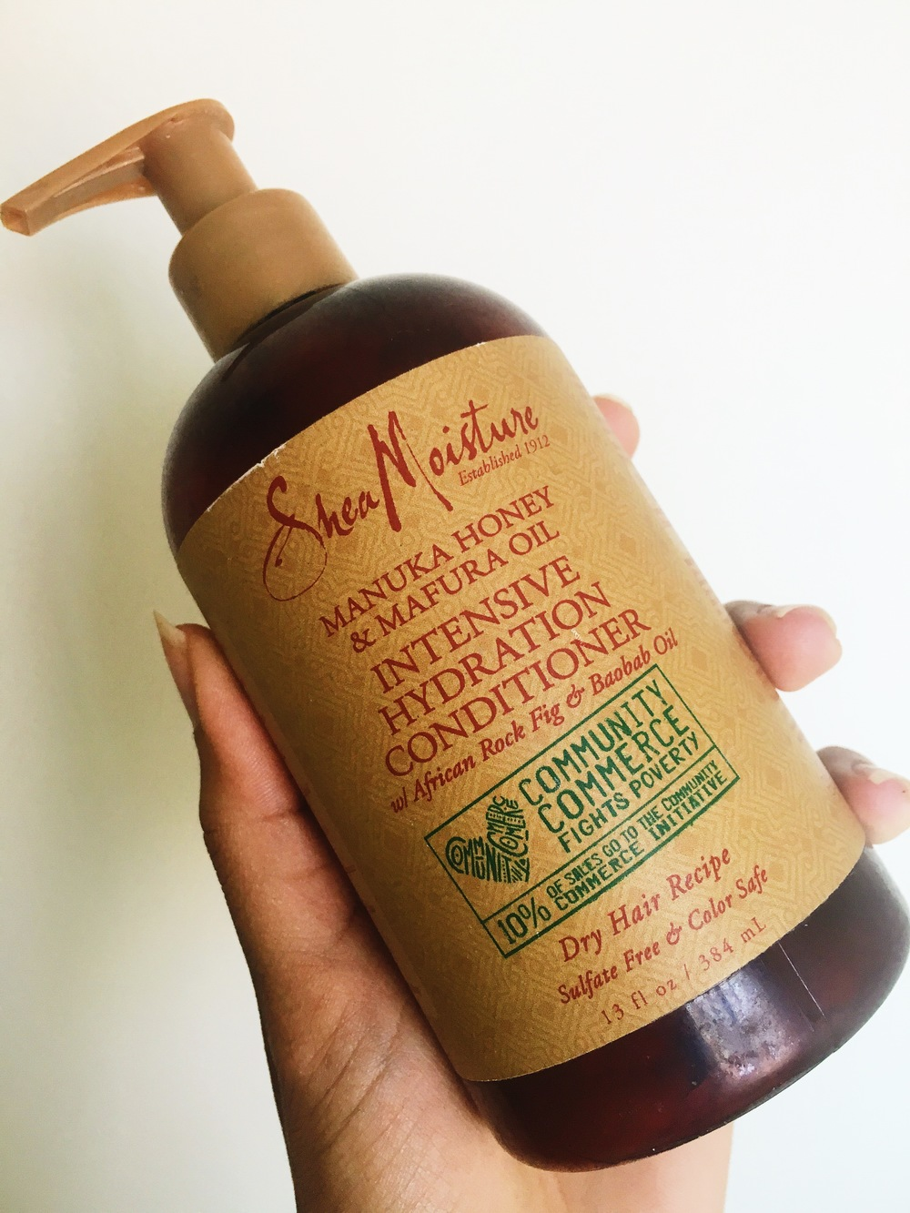 Shea Moisture Intensive Hydration Conditioner