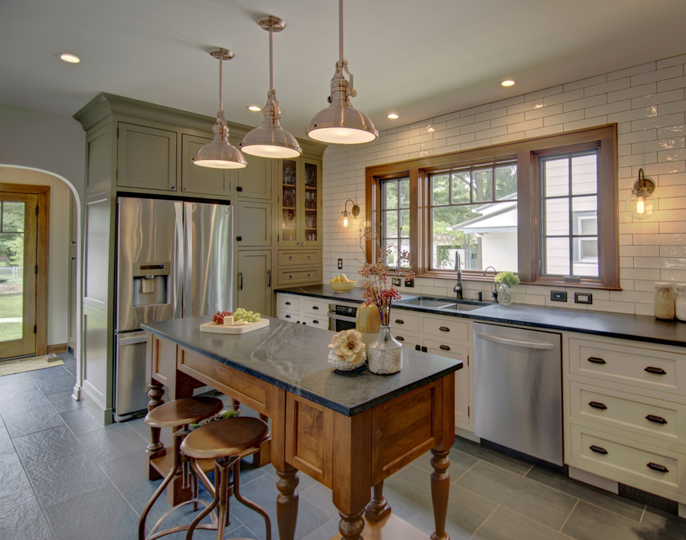 A Kitchen for Architects — Jamee Parish Architects