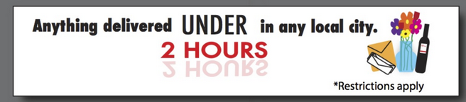 On-demand Postman Courier under 2 hours in any local city. Available in Los Angeles