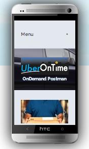 UberOnTime.com Mobile