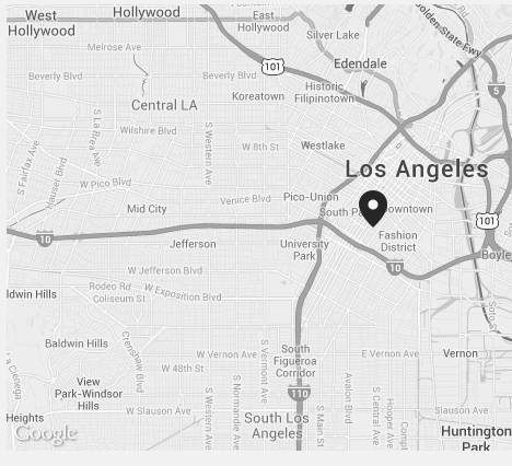 On demand postman courier delivers stuff in Los Angeles downtown to the Westside (Malibu)