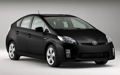 black prius same day courier houston
