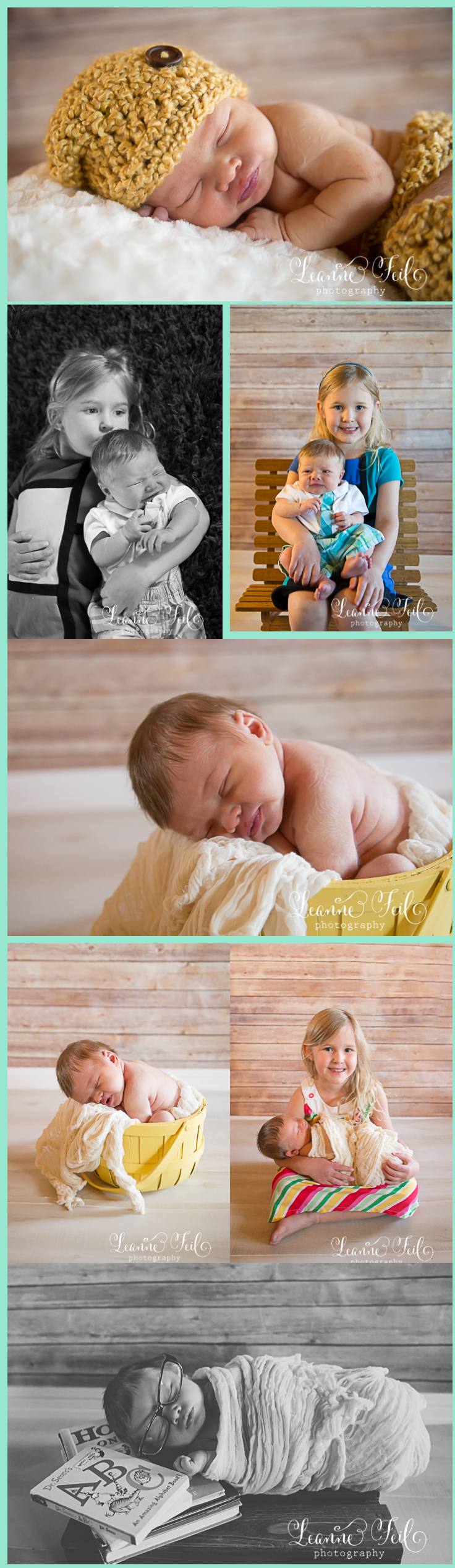 Leanne Feil Photography ~ Butler, PA Newborn Photographer