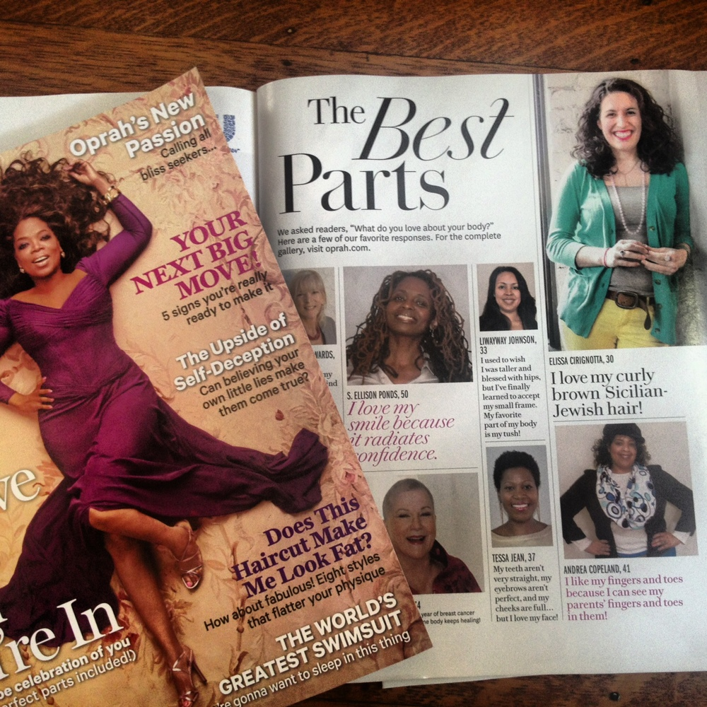 The Oprah Magazine May 2014