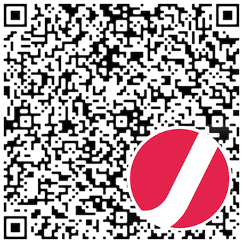 Scan to add me to your address book.