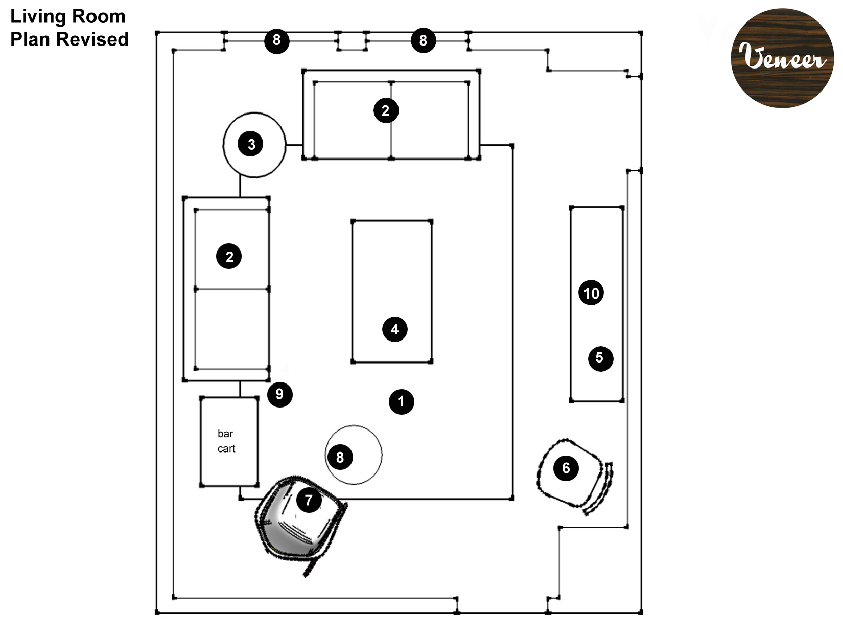 living room plan R