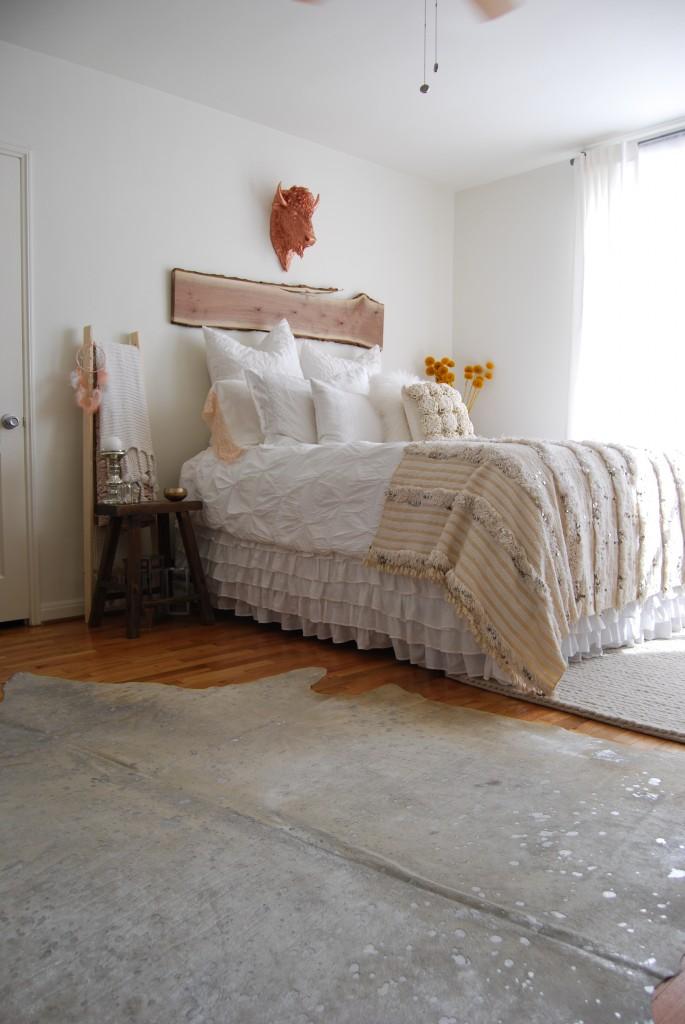 urban cowgirl bedroom veneer designs