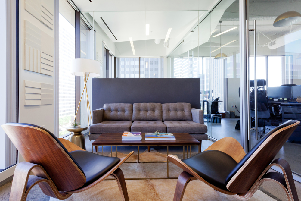 Century City Office: Ancillary Spaces — Veneer Designs