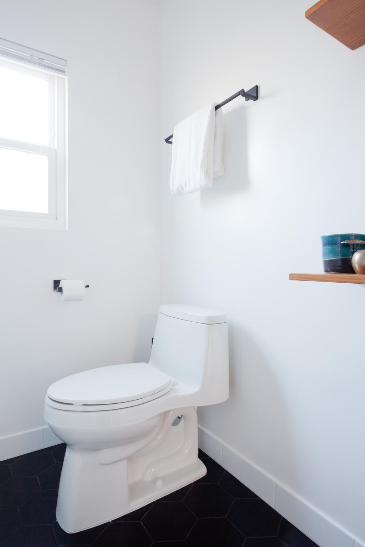 Westchester Guest Bathroom Remodel — Veneer Designs