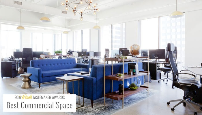 2016 Wayfair Trade Tastemaker Award - Best Commercial Space