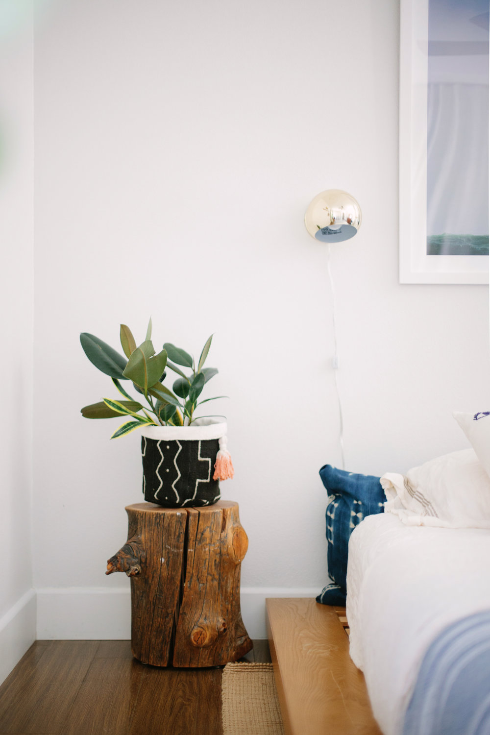 Planter cover by Erin Morris of Homegirl Collection