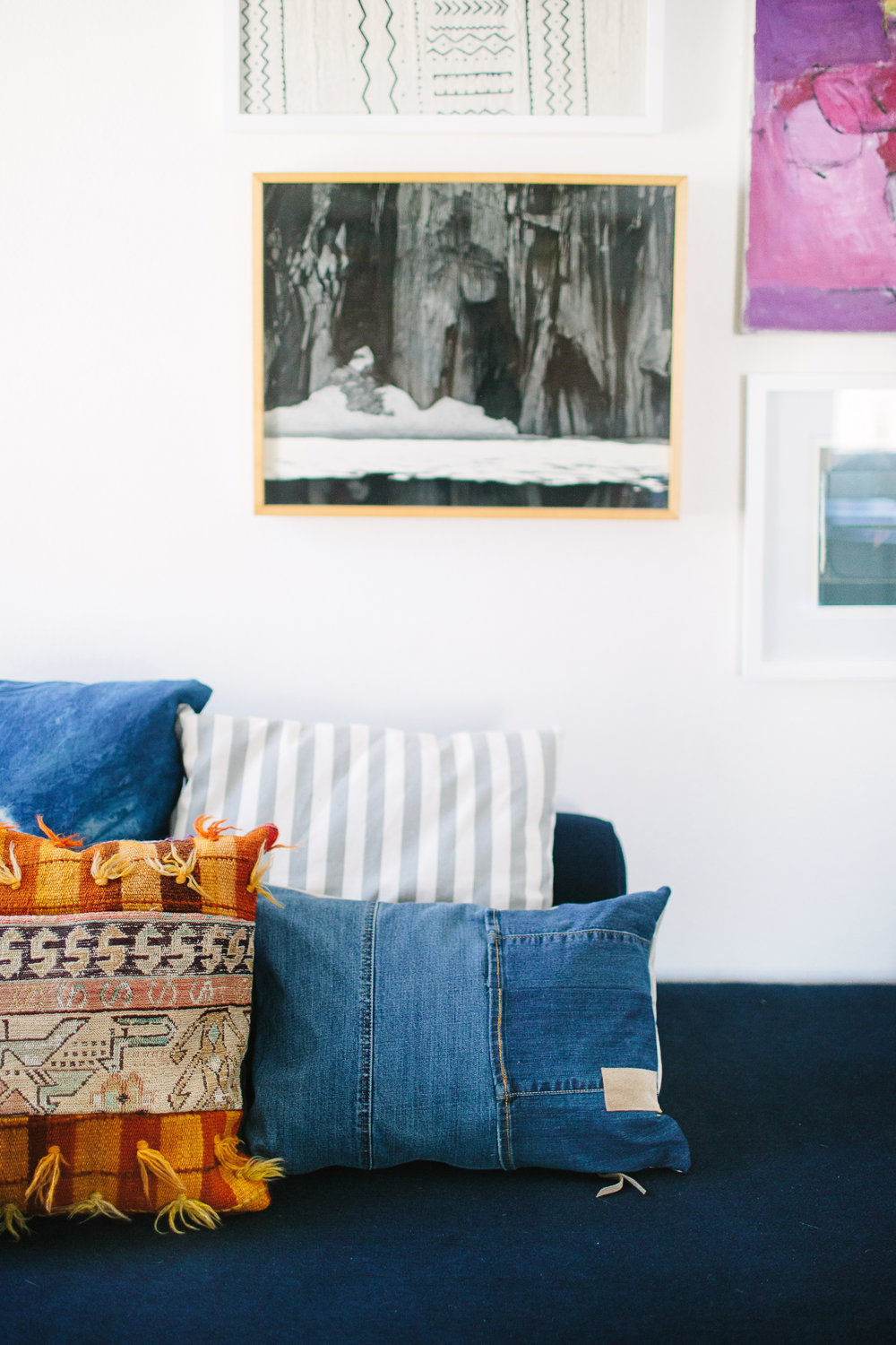 Pillow cover by Lasso Abode