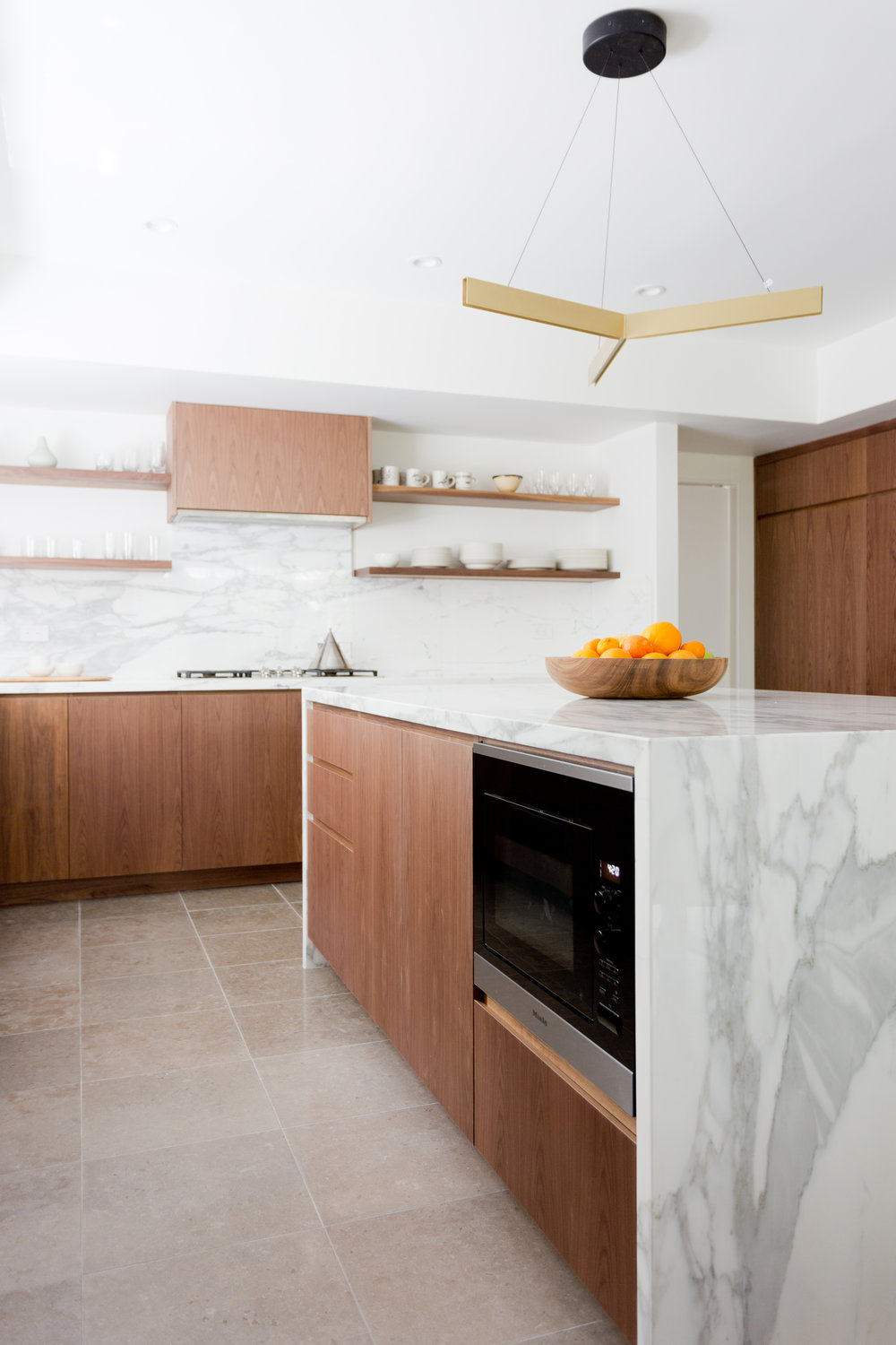 You Gotta Admit, Its A Very Special Kitchen. Beyond Personal And Luxurious.  My Sweetheart Of A Client Didnu0027t Want It The Good Design Times To End And  Is ...