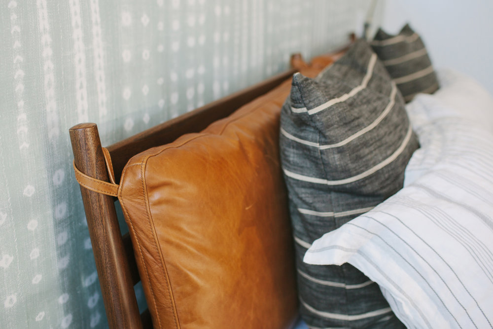 Amber Interior Shibori in Marina Del Rey