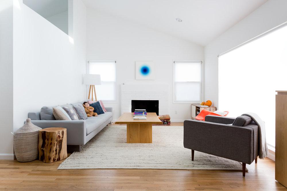 Culver City living room