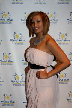 Evelyn Mejil at the 5th Annual Wynona's House Steel Magnolia Awards Benefit Gala