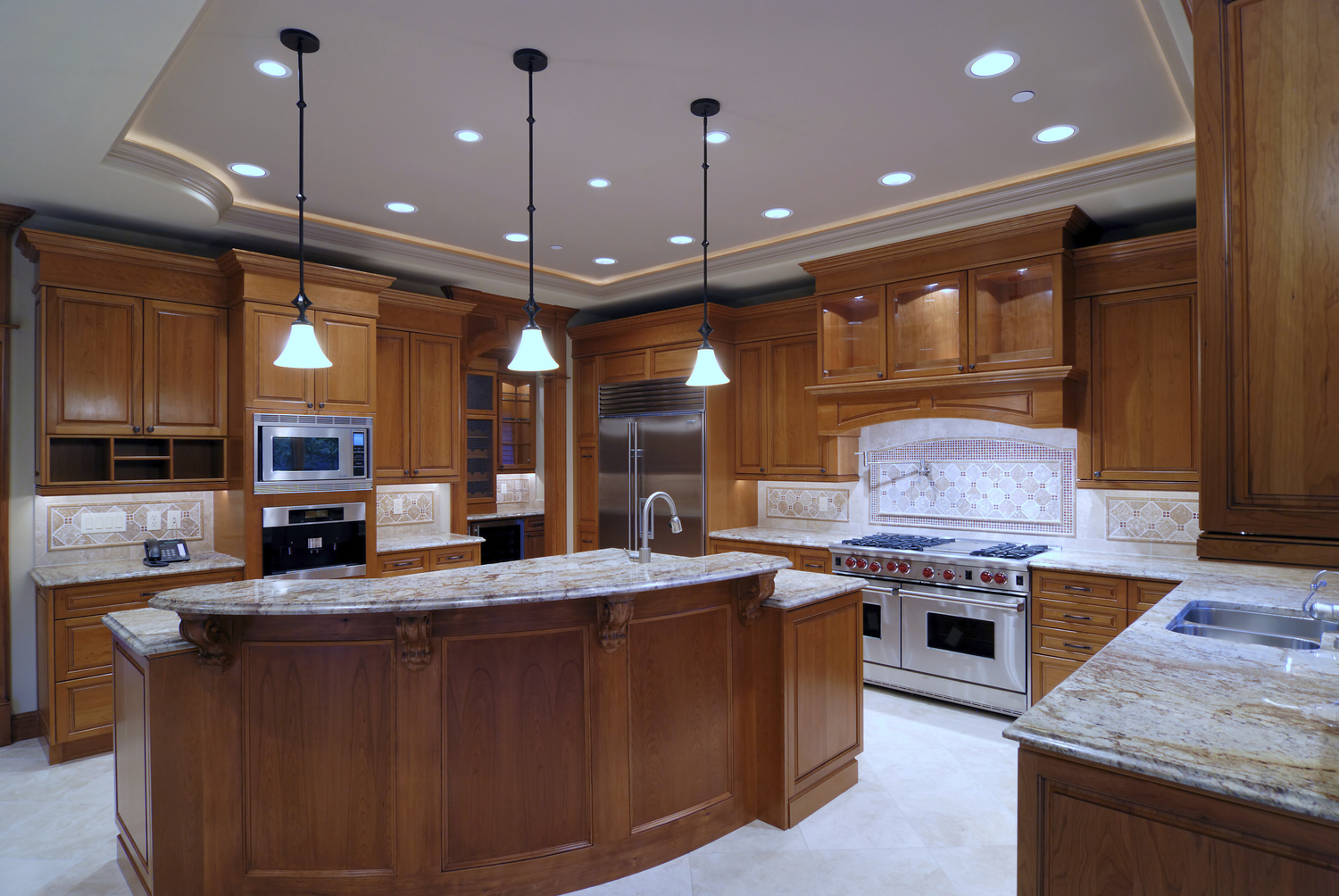 Kitchen Renovations — Vancouver Home Renovations & General Contractor
