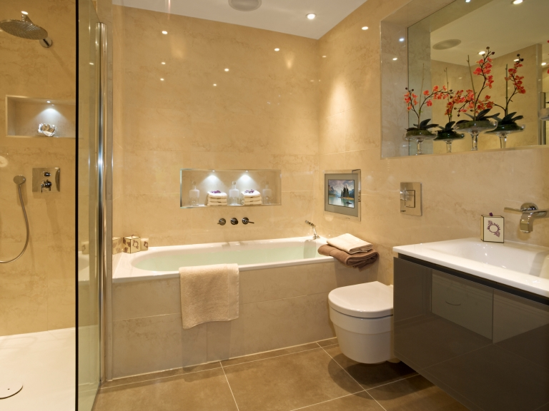 Vancouver home renovations general contractor for Bathroom renos images