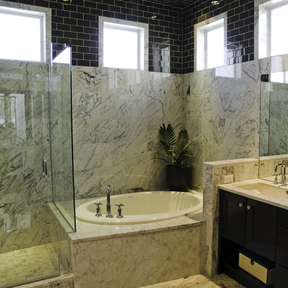 Vancouver Bathroom Renovations - Beautiful Bathtubs and Showers