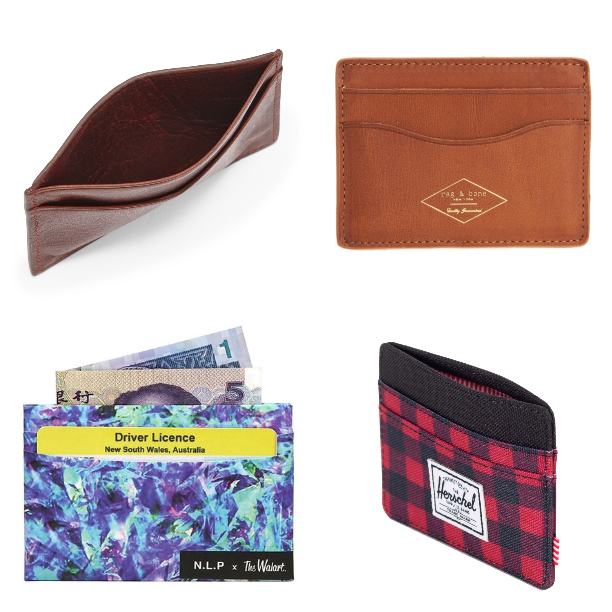 Stylish Business Card Cases and Slim Wallets for Men — Tez Trends