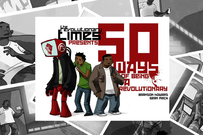 """The first incarnation of the """"50 Ways"""" cover before it dropped."""