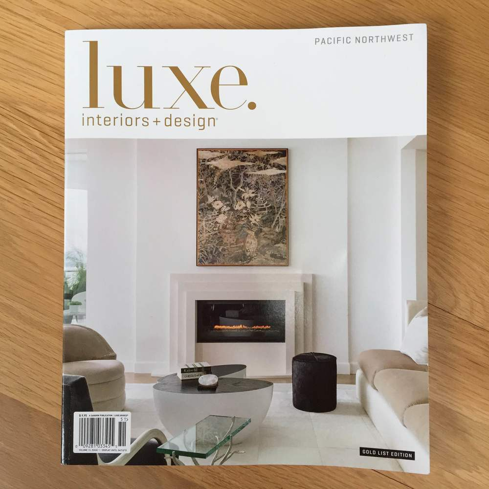 Luxe Interiors Design Magazine Kelly Johnston