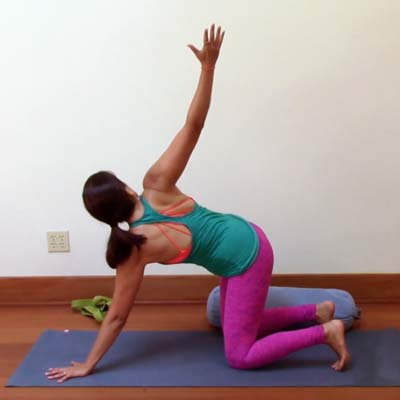 Thoracic Spine Mobility Practice