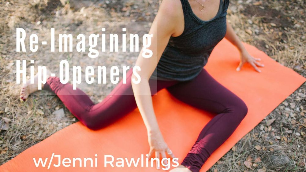 Yoga Anatomy of Hip-Openers