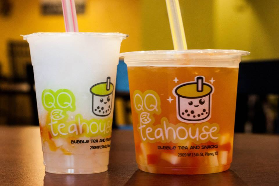 Drinks — QQ Tea House Website